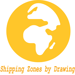 Shipping Zones by Drawing